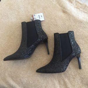 Zara booties size 8